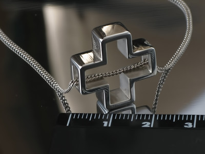 Cross Silver (spec order)
