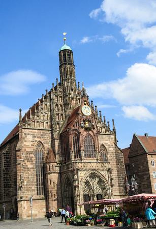 Nuremberg Germany MAY2015