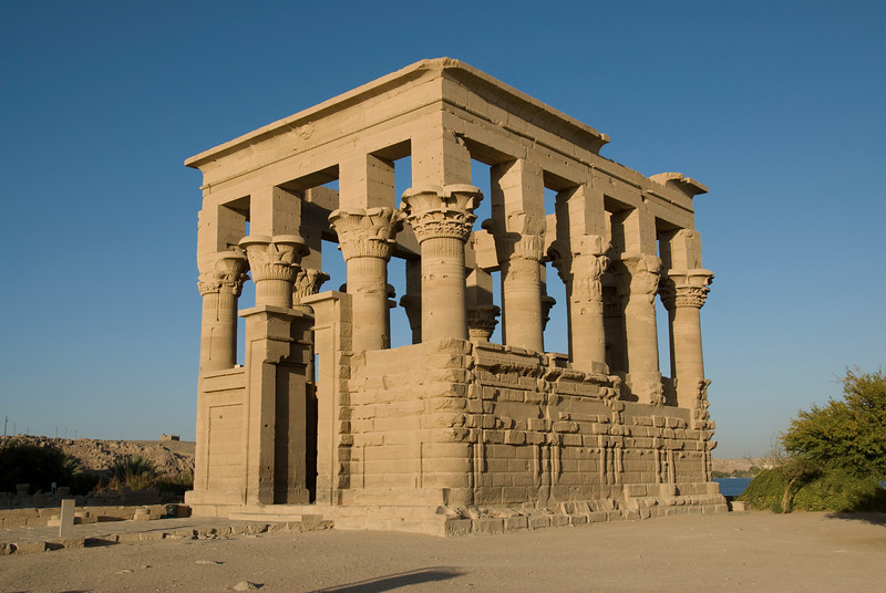 Building - Philae Temple, Aswan, Egypt
