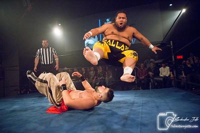 Main Event Wrestling Astral 31-01-20