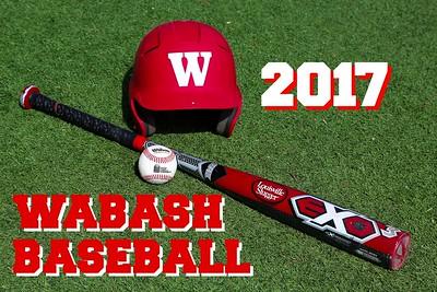 2017 Wabash Baseball