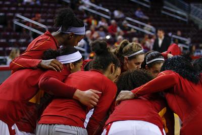 USC vs. Nebraska 11/23/12