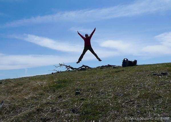 Rose Peak from Sunol (03.12.2011)