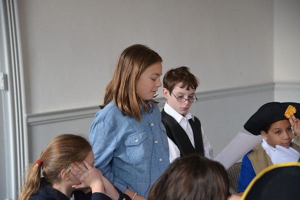 Fourth Grade Constitutional Convention