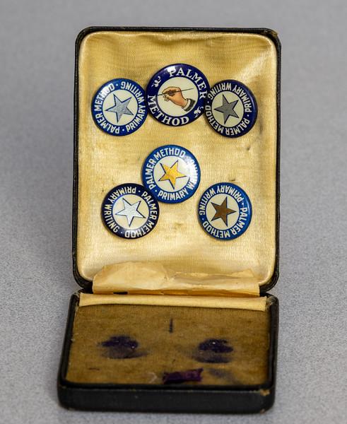 Palmer Method Pins