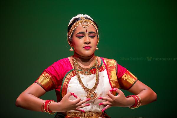 Navya Kalale Arangetram