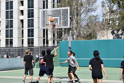 Rho Pi Basketball Tournament