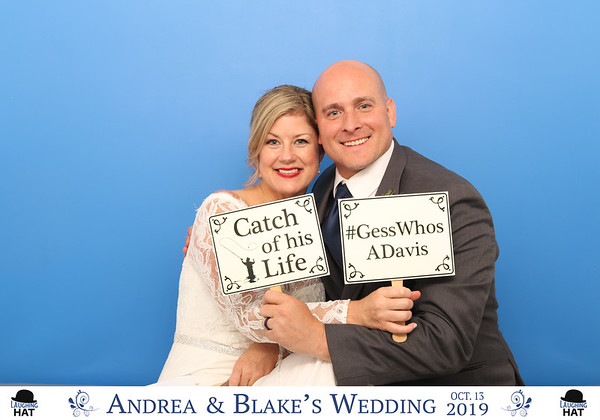 Andrea & Blake's Wedding