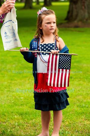 Patriot's Parade 2013