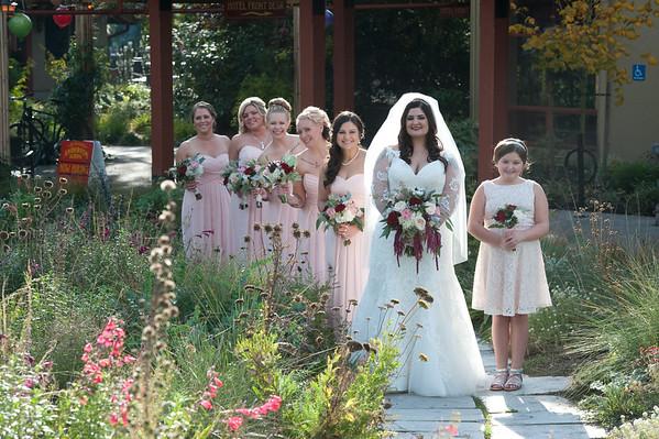 Hudson Law wedding