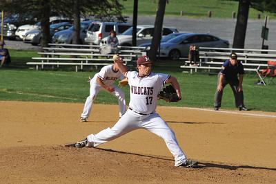 2017-04-18 Varsity Baseball