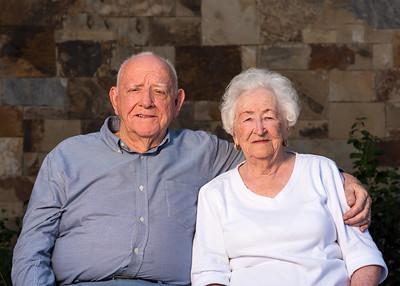 2019-09-07 Howard & Verla Walker Family