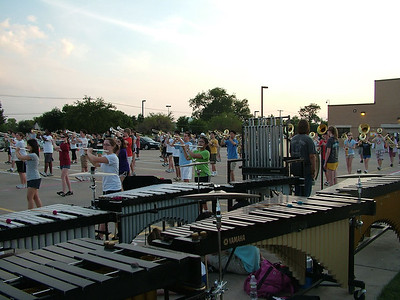 2008-2009 Band Pictures