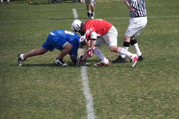 Lacrosse: FUMA vs. St Chrispher's