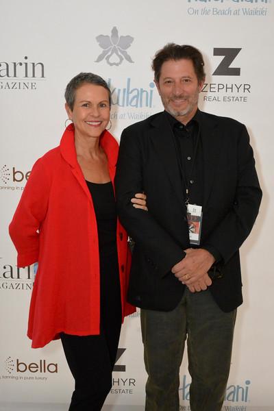 Pamela Bleier and Gary Vanacker