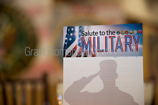 Good Morning Corona Nov 2018-Military Salute