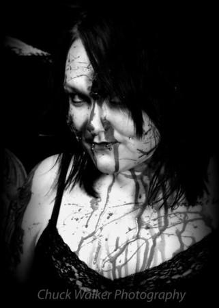 2012-1003 (Zombie - B&W)