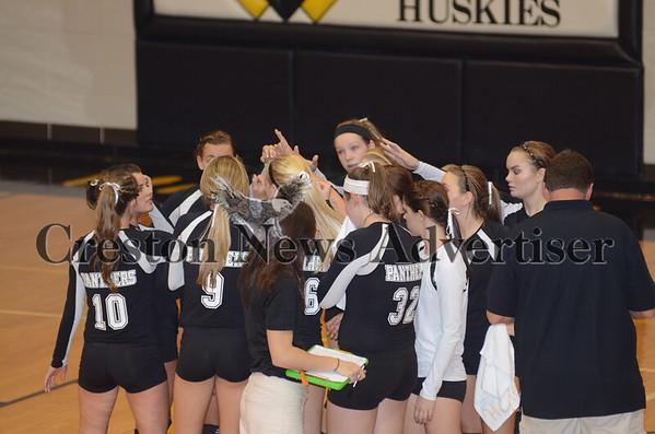 10-23 Creston-Winterset volleyball