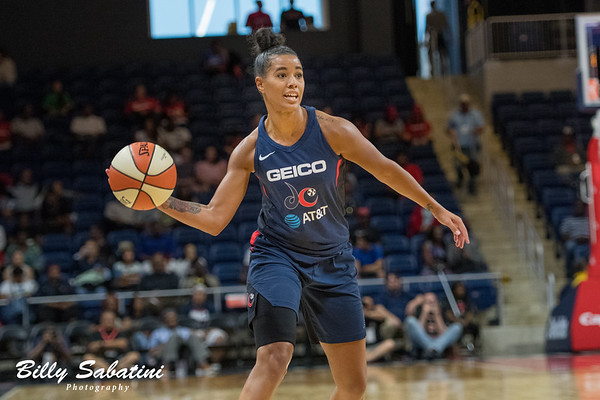 Washington Mystics vs. Chicago Sky - June 5, 2019