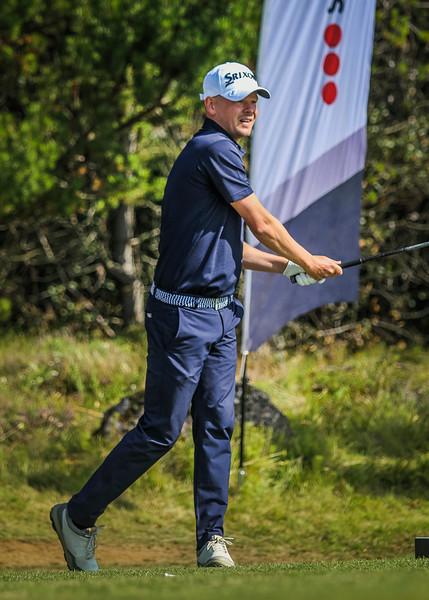 GKG, Ólafur Björn Loftsson Íslandsmót í golfi 2019 - Grafarholt 2. keppnisdagur Mynd: seth@golf.is