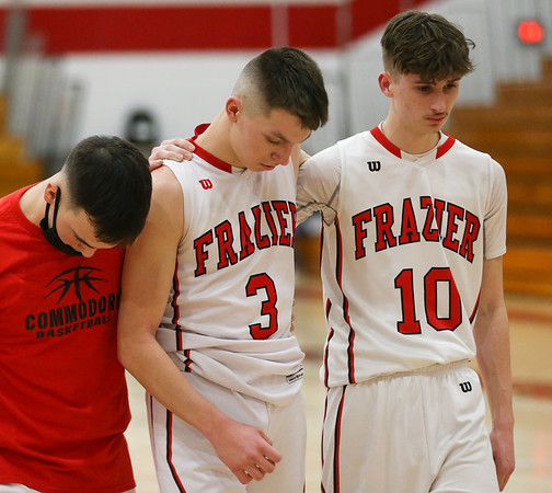 2021.03.03 WPIAL: Fort Cherry at Frazier (Free)