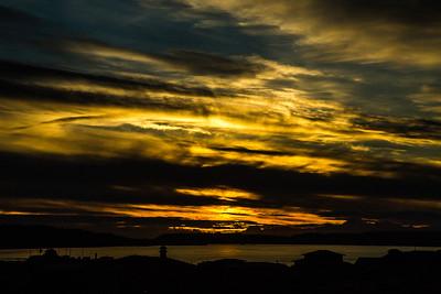 Everett Sunset 1-14-16