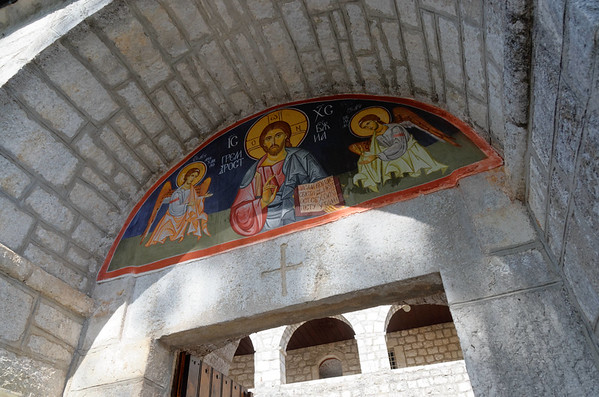Orthodox Monasteries