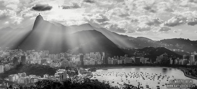 Rio    Black and White Photography by Wayne Heim
