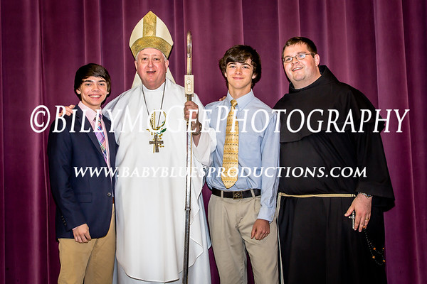 Nick's Confirmation - 18 May 2014