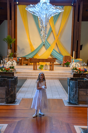 Isabella Communion