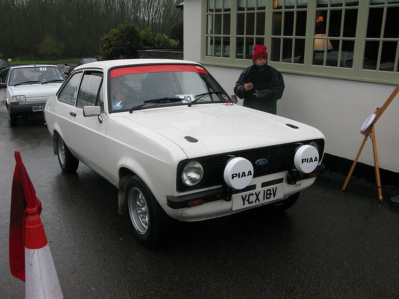 Howard Blackwell Escort Mk2