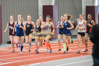WHAC 2015 - 1 Mile Women