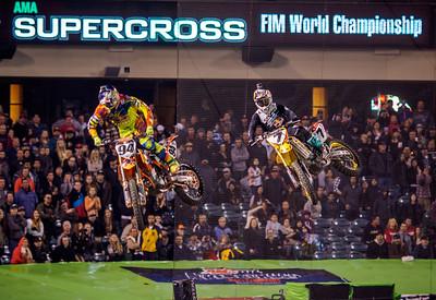 2014 Supercross Round 1 - Anaheim