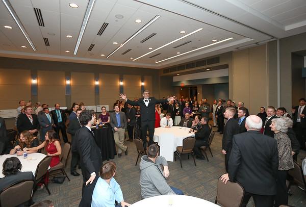 Conklin 2017 pathfinders saturday night reception