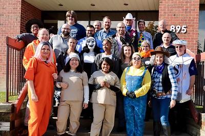 Century Group Halloween