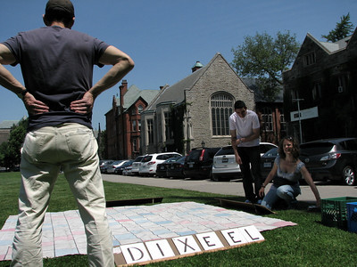 Summer Solstice at University of Toronto Back Campus