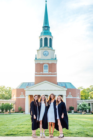 May 3rd Senior Portraits | Wake Forest University