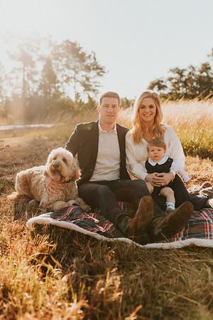 Fall Minis - Barnes Family