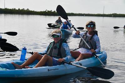 9AM Mangrove Tunnel Kayak Tour - Zollo, Kinard & Siebenman