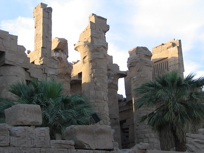 Luxor, Valley of the Kings, Karnak