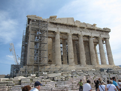 Greek Odyssey - by Dave O