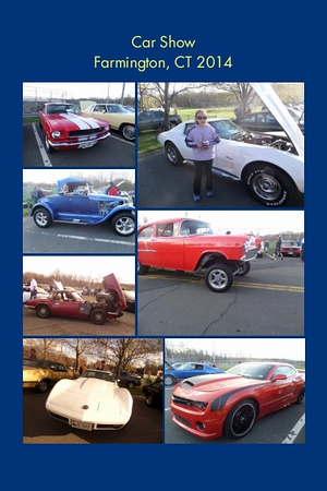 CT, Farmington - Drive In Car