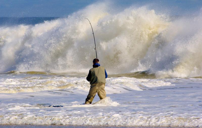 Surf Fisherman-Sandy Hook