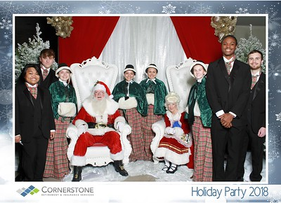 Cornerstone Holiday Party 2018