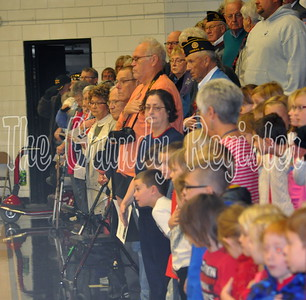 Veterans Day at BCLUW