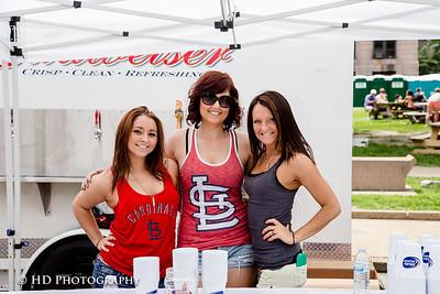 Budweiser 2014 St. Louis Ribfest