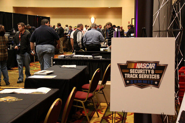 2009 NASCAR Security & Track Services Summit - Vendor Hall
