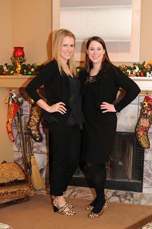 2011-12-24-Peck's Christmas dinner