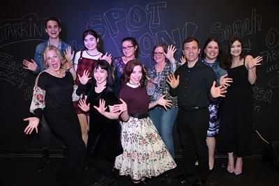 10-14-2019 In The Spotlight Cabaret @ Theatre of North Texas