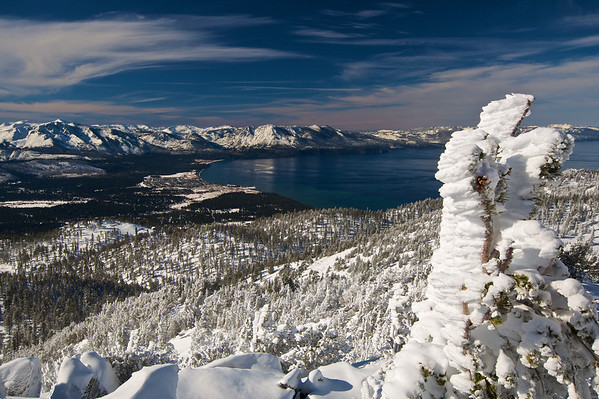 Lake Tahoe Winter